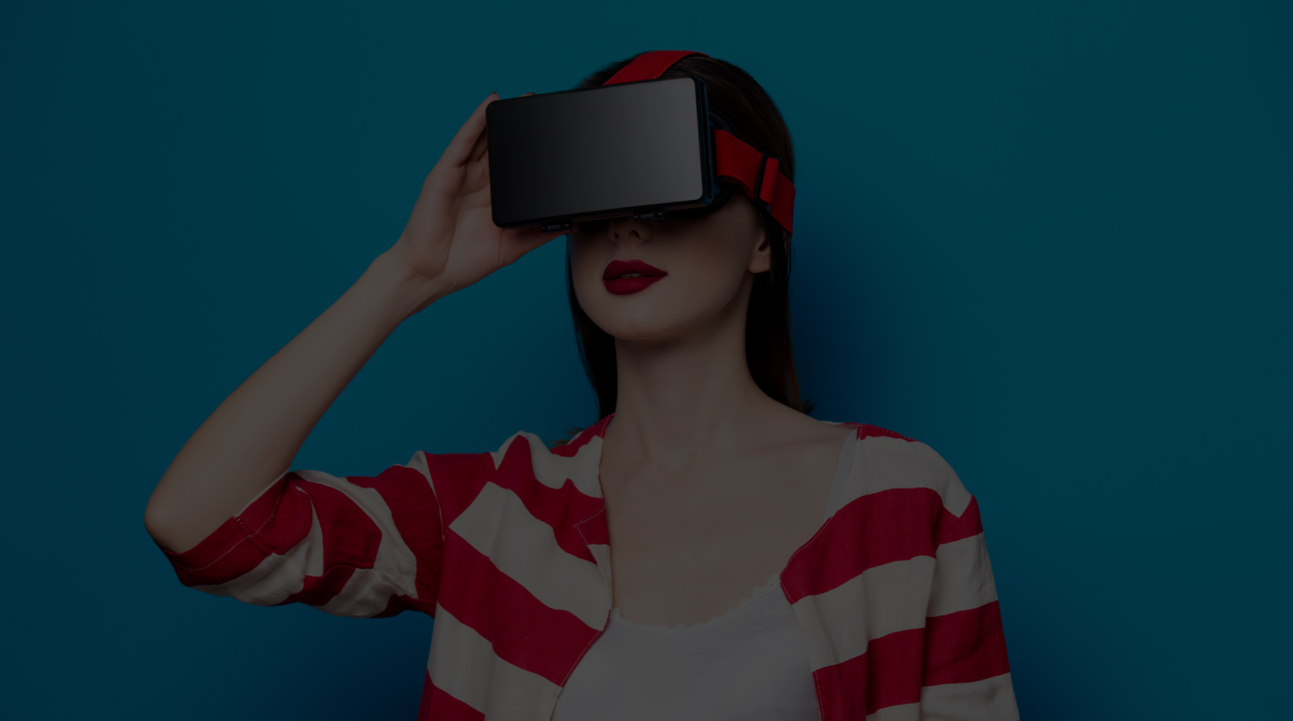 Virtual reality guide for brands